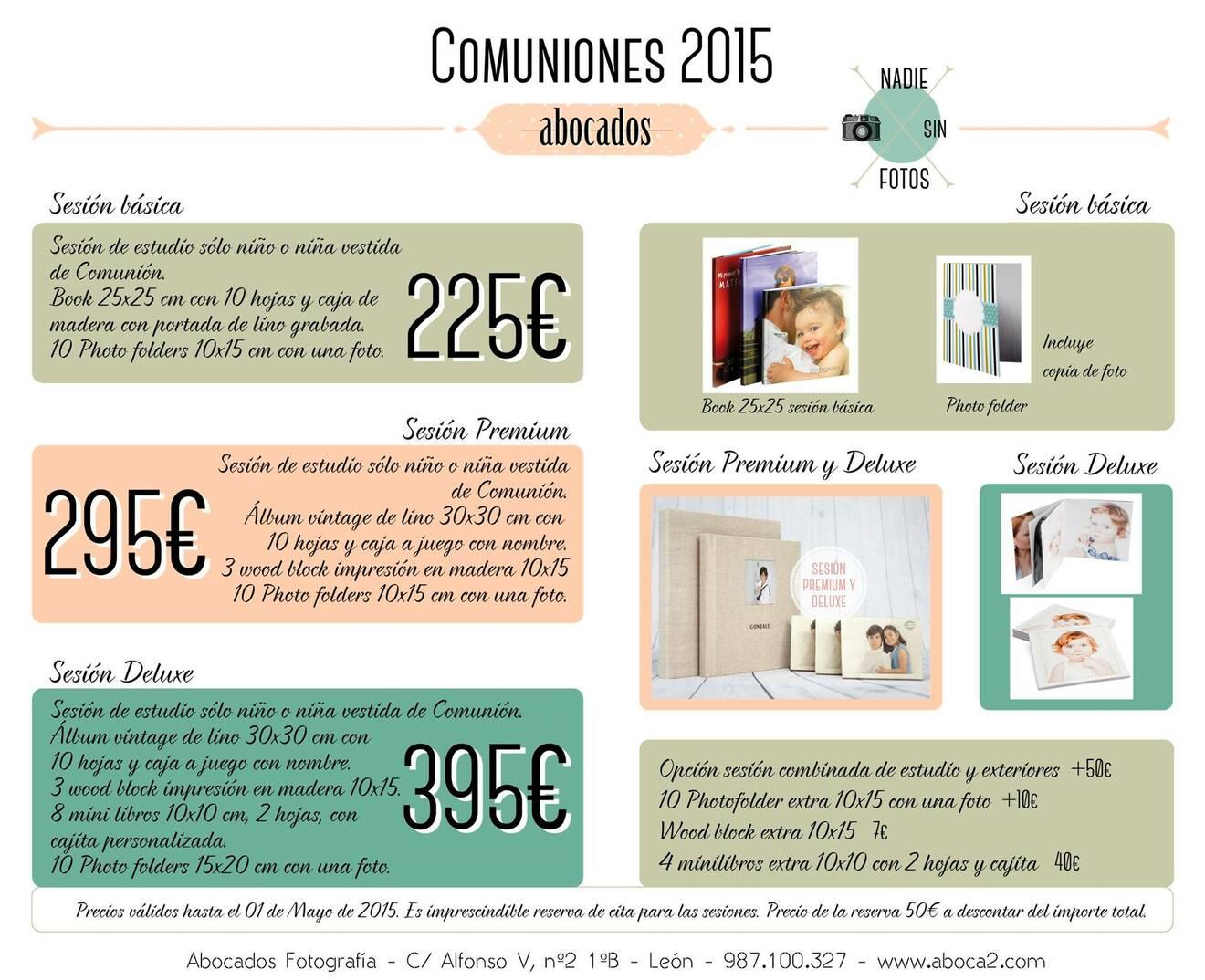 Comuniones 2015 def