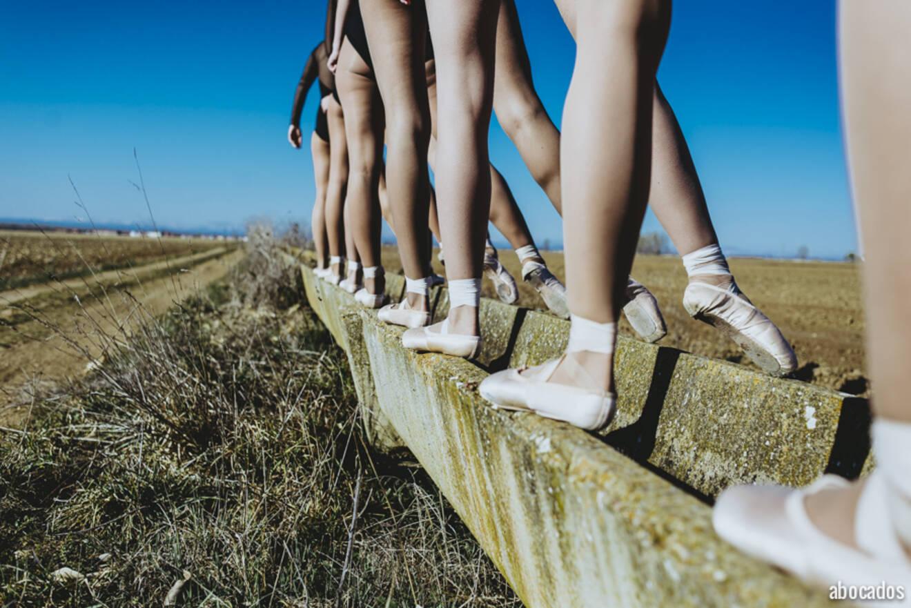 La Bailarina Round 5-410