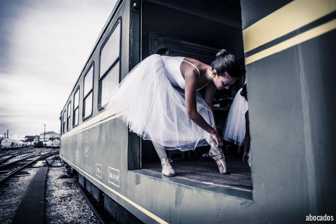 Proyecto Bailarina Trenes 2-11