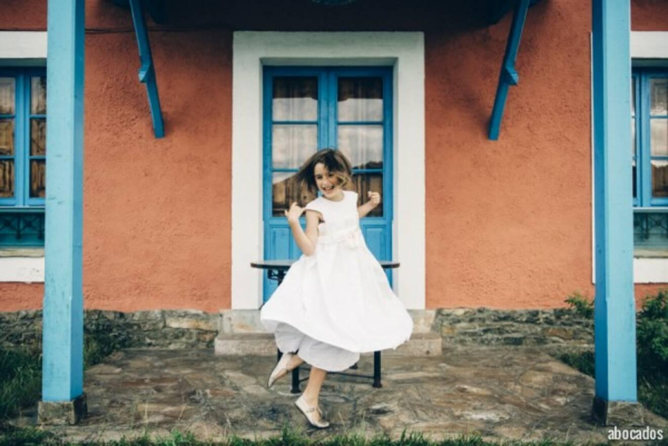 Sara Comunión y familia-22